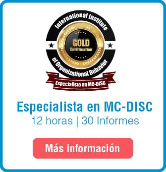anuncion especialista DISC